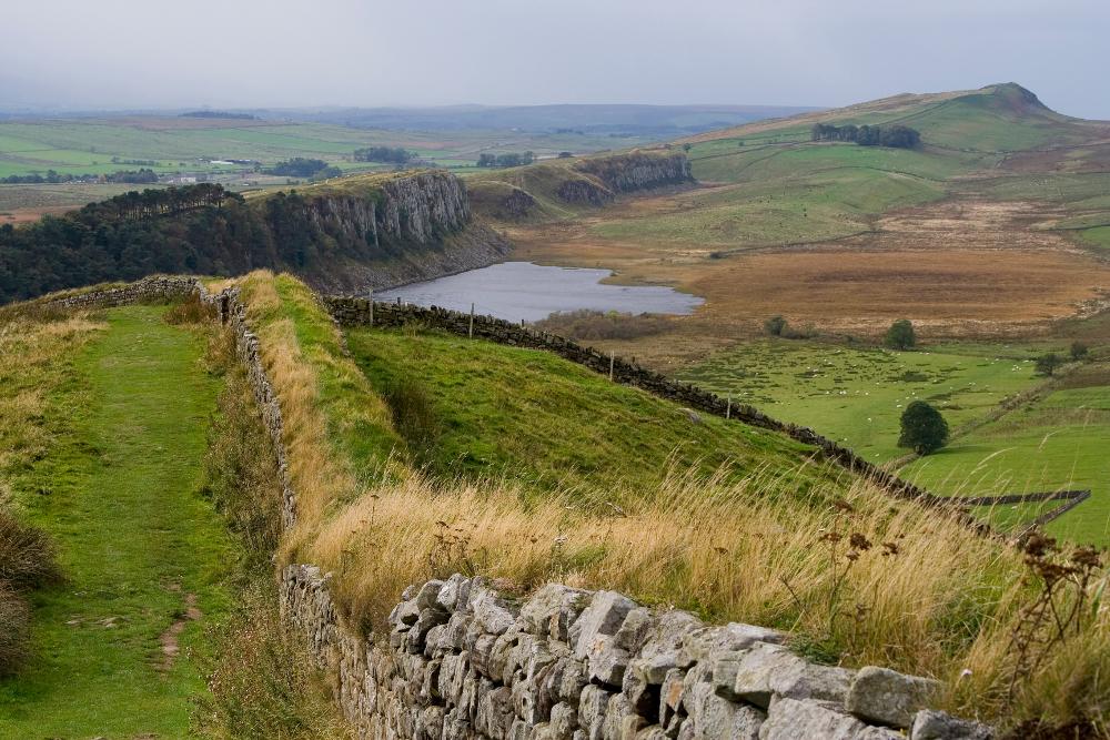 Northumberland - Hadriens Wall
